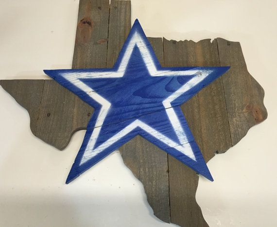 Dallas Cowboys by MacDonaldsCreations on Etsy