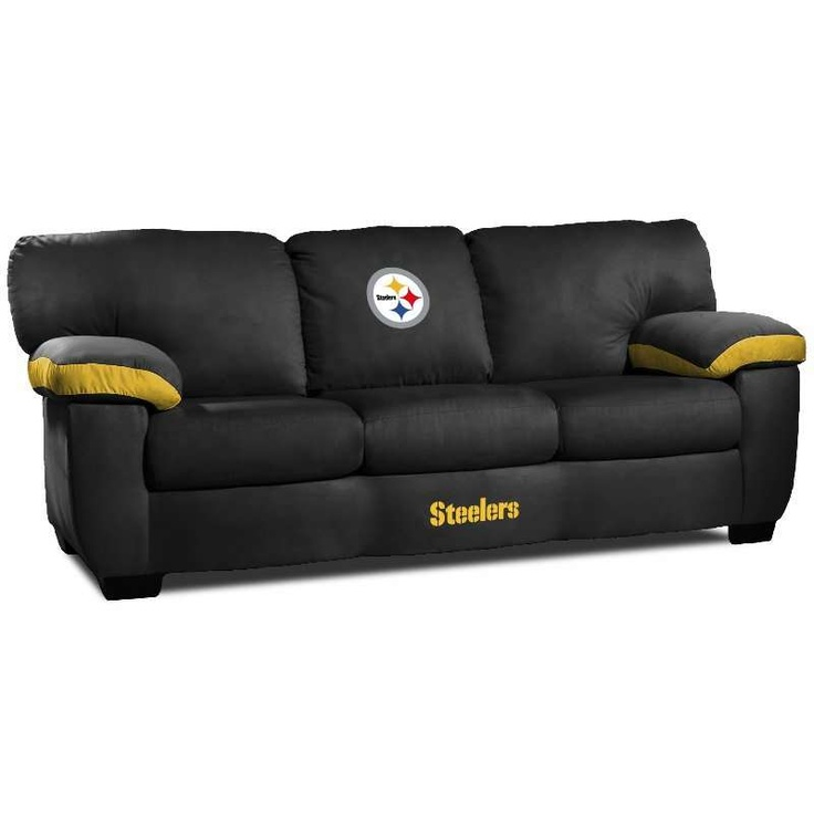 Pittsburgh Steelers Classic Sofas