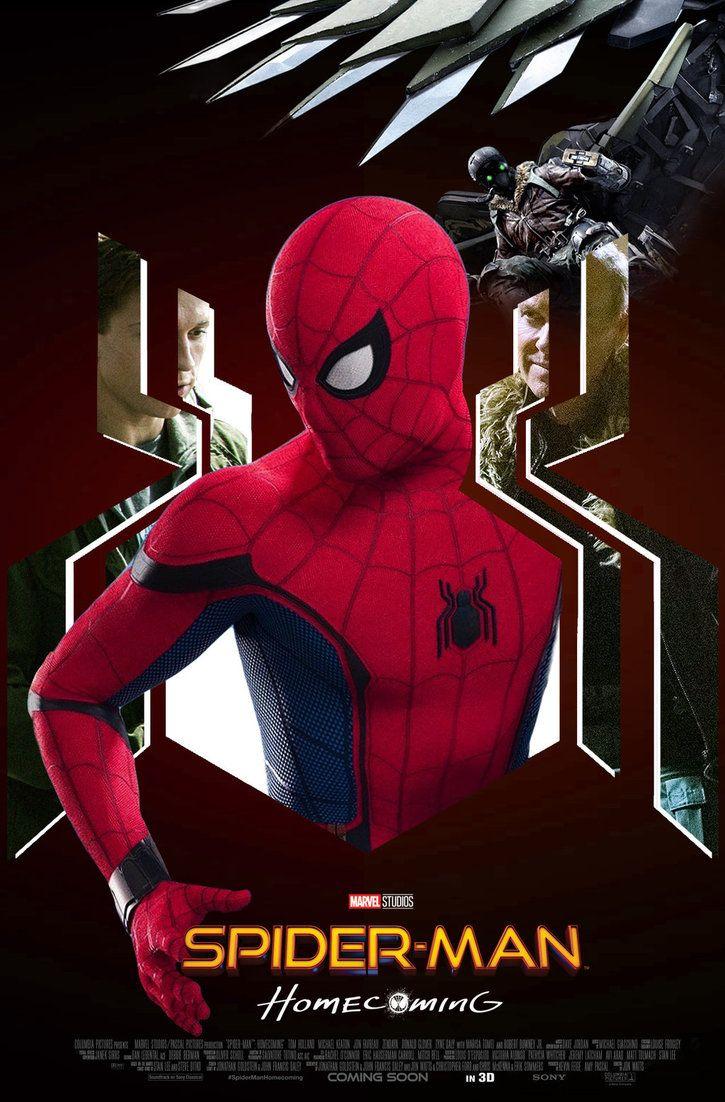 Spiderman 2 Superhero Marvel Art Silk Poster 12x18 24x36