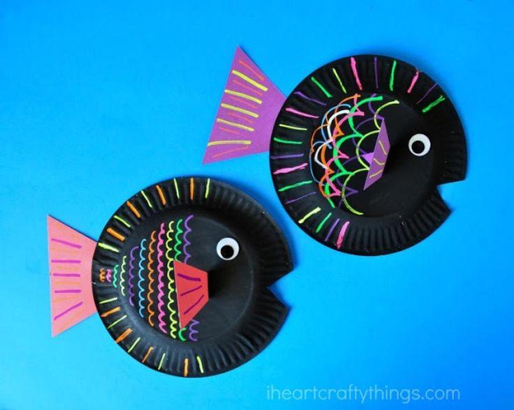 23 activités de peinture à réaliser avec des enfants (et c'est drôle !)                                                                                                                                                                                 Plus