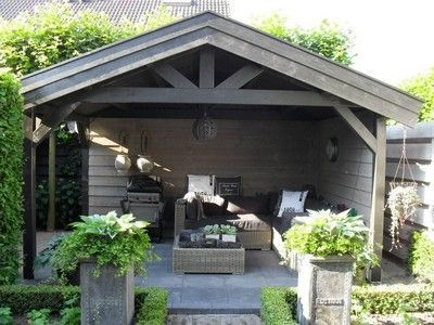 17 best images about outside terras patio on pinterest outdoor living decks and backyards - Terras van droom ...