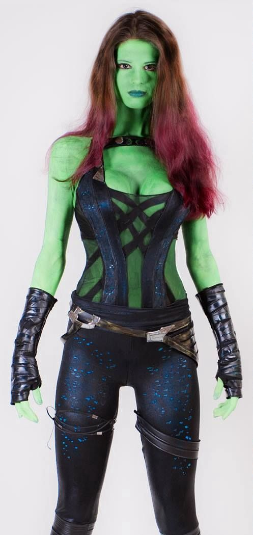 Gamora from Guardians of the Galaxy // Get this Halloween ...