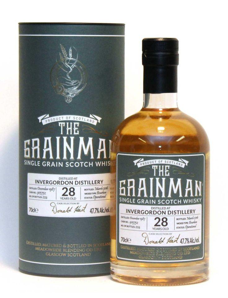 Grainman Invergordon 28yo