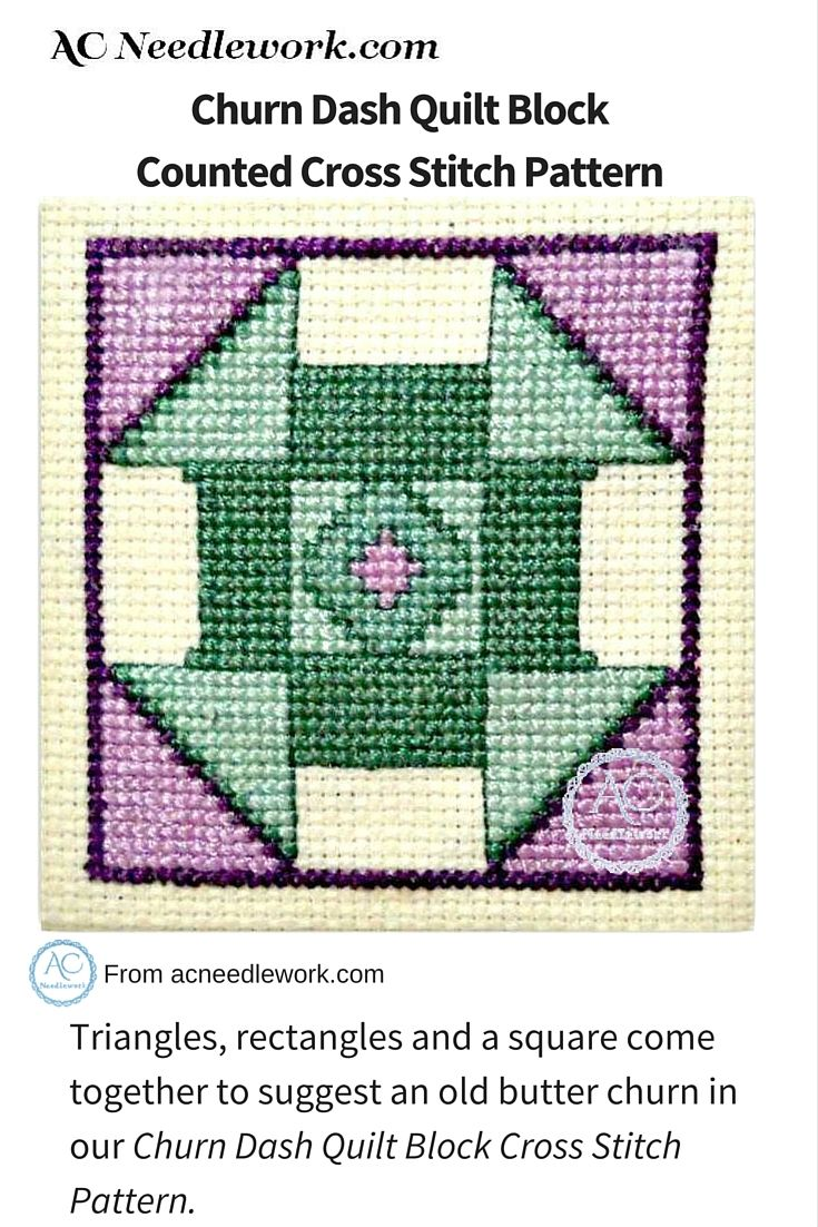 13 best Quilt Block Collection - AC Needlework images on Pinterest ... : cross stitch quilt block patterns - Adamdwight.com