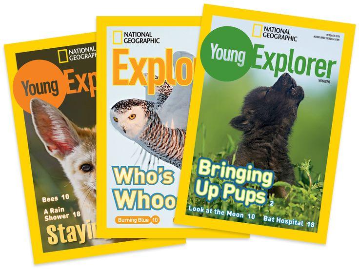explorer magazine national geographic society - 736×556