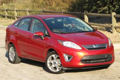2011 Ford Fiesta review: 2011 Ford Fiesta