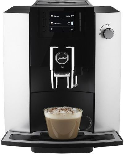 Jura e6 bean-to-cup #coffee machine #multi-level precision grinder #platinum 1507,  View more on the LINK: 	http://www.zeppy.io/product/gb/2/112156468862/