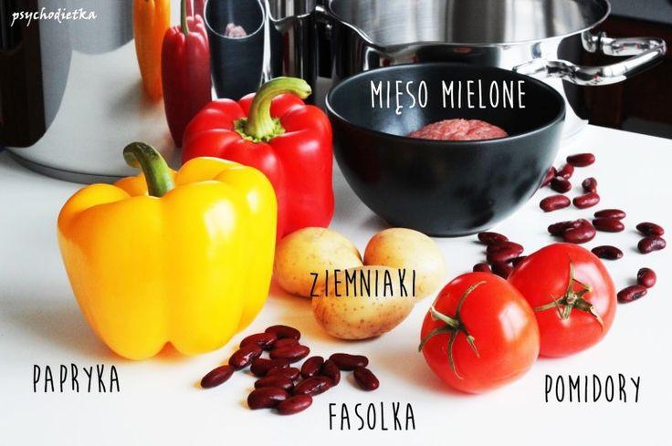 Dietetyczna zupa meksykańska + KONKURS Tefal