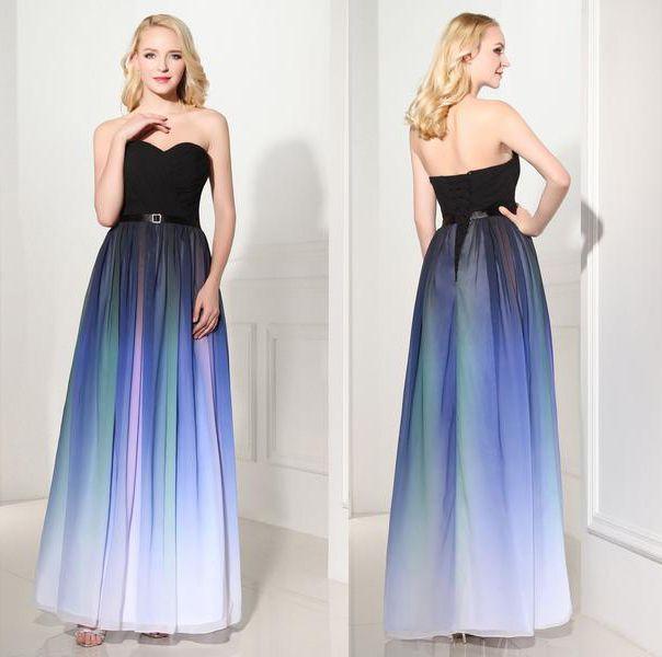 19 besten Sexy Prom Dresses Bilder auf Pinterest   Abendkleider ...