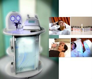 2013 new beauty salon products: Multi BiOxy Skin oxygen facial rf machine multi-functional beauty equipment