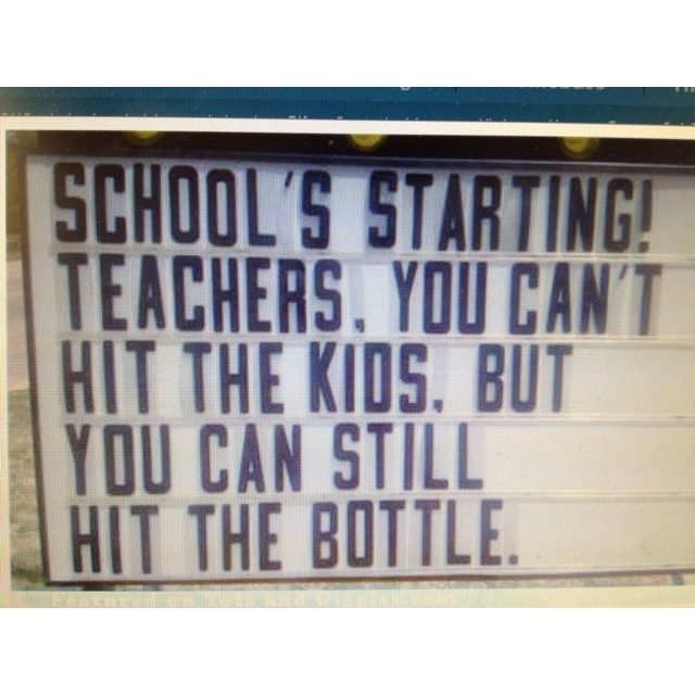 Funny Quotes About Starting School: Back To School Quotes Funny. QuotesGram