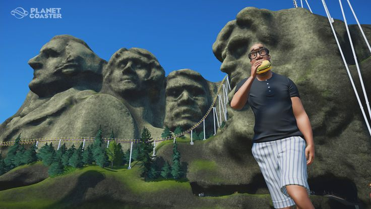 Planet Coaster's new alpha opens up coaster building and terrain editing