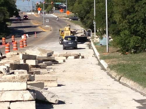 A pavement may develop partial depth over time and in that case you will have to call the Paving Contractors Fort Worth Tx to get it repaired to prevent any major breakage. To ensure proper repair the contractor applies partial chipping to the concrete.This is another extensive ad laborious repairing task taken up by the Concrete contractors Fort Worth Tx. A saw is used to cut the deteriorated part so that it can be removed for the repairing process. The cut portion of the slab is then…