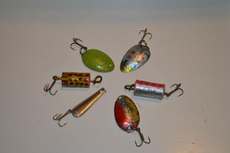 Check out sri 39 s newsletter for family fun diy projects for Fishing lure kits make your own