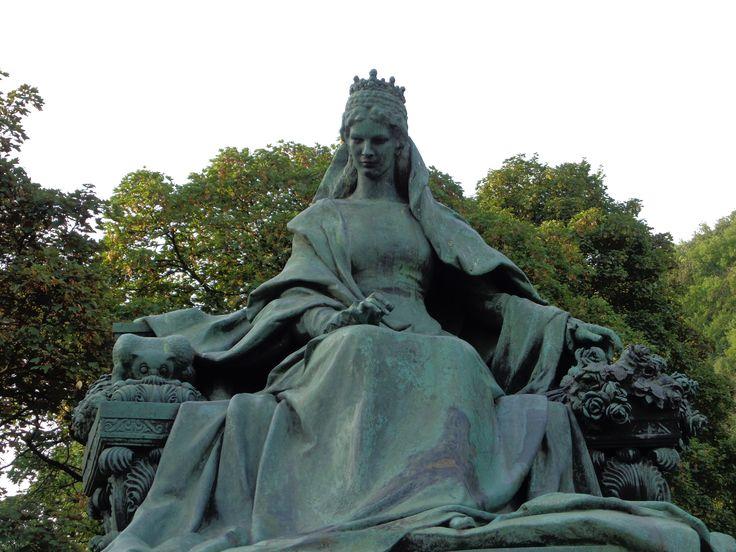 Erzsébet királyné szobra Budapest, Magyarország