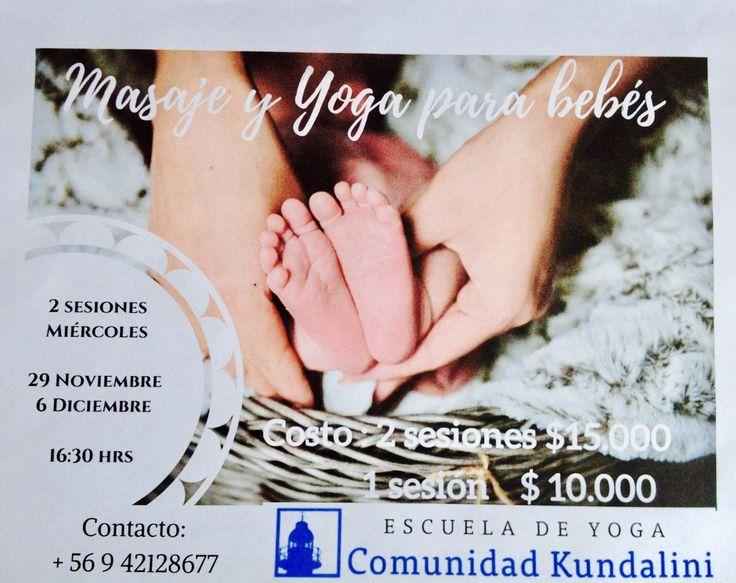 Encuéntrate con tu bebe entrégale un masaje que no olvide nunca, y comparte con él una práctica de Yoga que dure para siempre. https://www.comunidadkundalini.com/eventos/masaje-yoga-bebes/