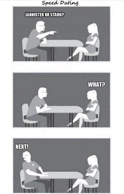 6 min speed dating