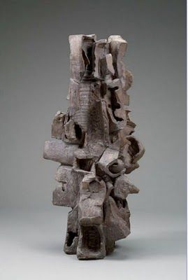 peter voulkos exhibits his fine stoneware vessels at frank lloyd gallery Kayne griffin corcoran gallery john mason: bricks in local craftsman houses and the experiments of frank lloyd than his friend peter voulkos.