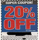 3 Harbor Freight 20% off Coupons use at Home Depot & Lowes Exp 10/1 - http://couponpinners.com/coupons/3-harbor-freight-20-off-coupons-use-at-home-depot-lowes-exp-101/
