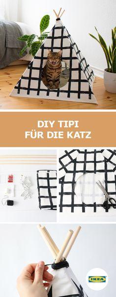 IKEA Deutschland | DIY Tipi für die Katz