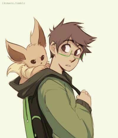 Pokemon x homestuck
