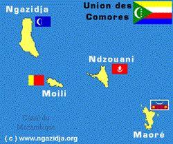 Ce qui passait pour de la musique comorienne dans le prisme de la logique occidentale, n'était rien d'autre pour le Comorien, qu'un élément d'une ...