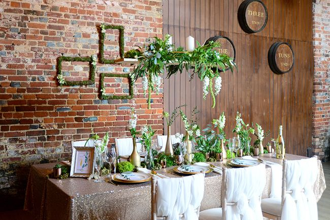 Botanical Luxe wedding inspiration with Sophie Bowdler Photography (31)