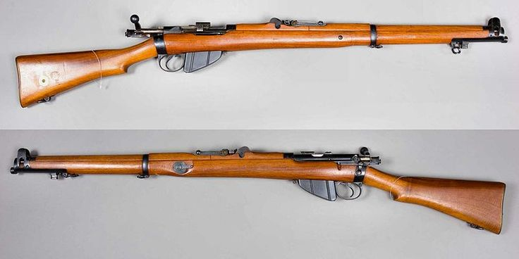Lee-Enfield .303 British