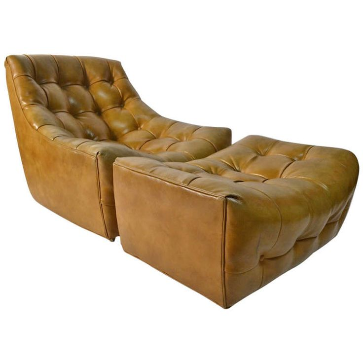 Milo Baughman Thayer Coggin Lounge Chair and Ottoman | From a unique collection of antique and modern lounge chairs at http://www.1stdibs.com/furniture/seating/lounge-chairs/