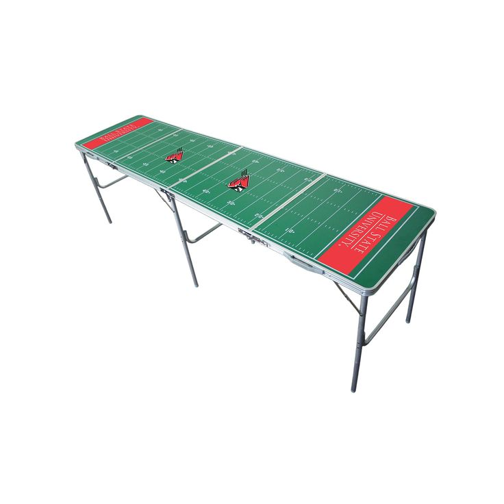 Outdoor Ball State Cardinals Tailgate Table, Multicolor