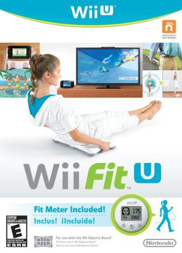 Wii Fit U w/Fit Meter - Wii U Nintendo http://www.amazon.com/dp/B00FE8WKMO/ref=cm_sw_r_pi_dp_qICkwb06Y3QRX