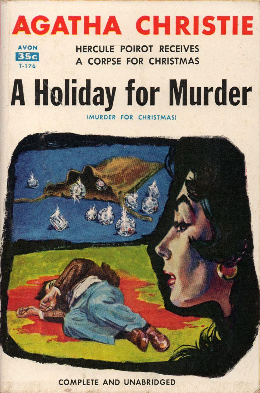 A Holiday for Murder (Hercule Poirot's Christmas/Murder for Christmas) - Avon.