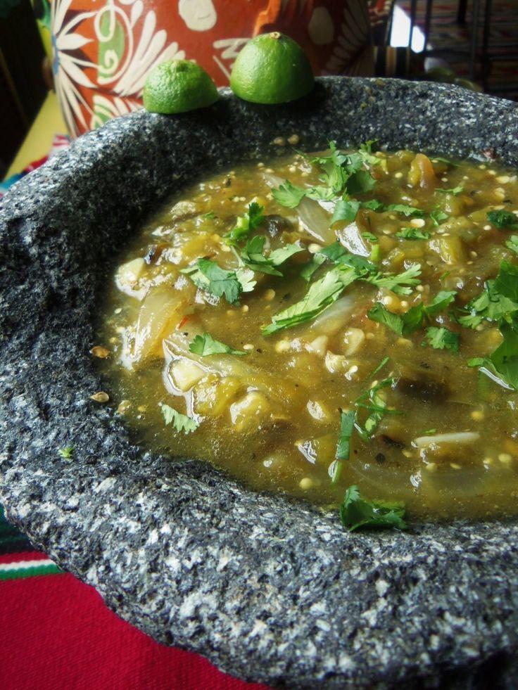 Smoked Salsa Borracha for Carne Asada   Hispanic Kitchen