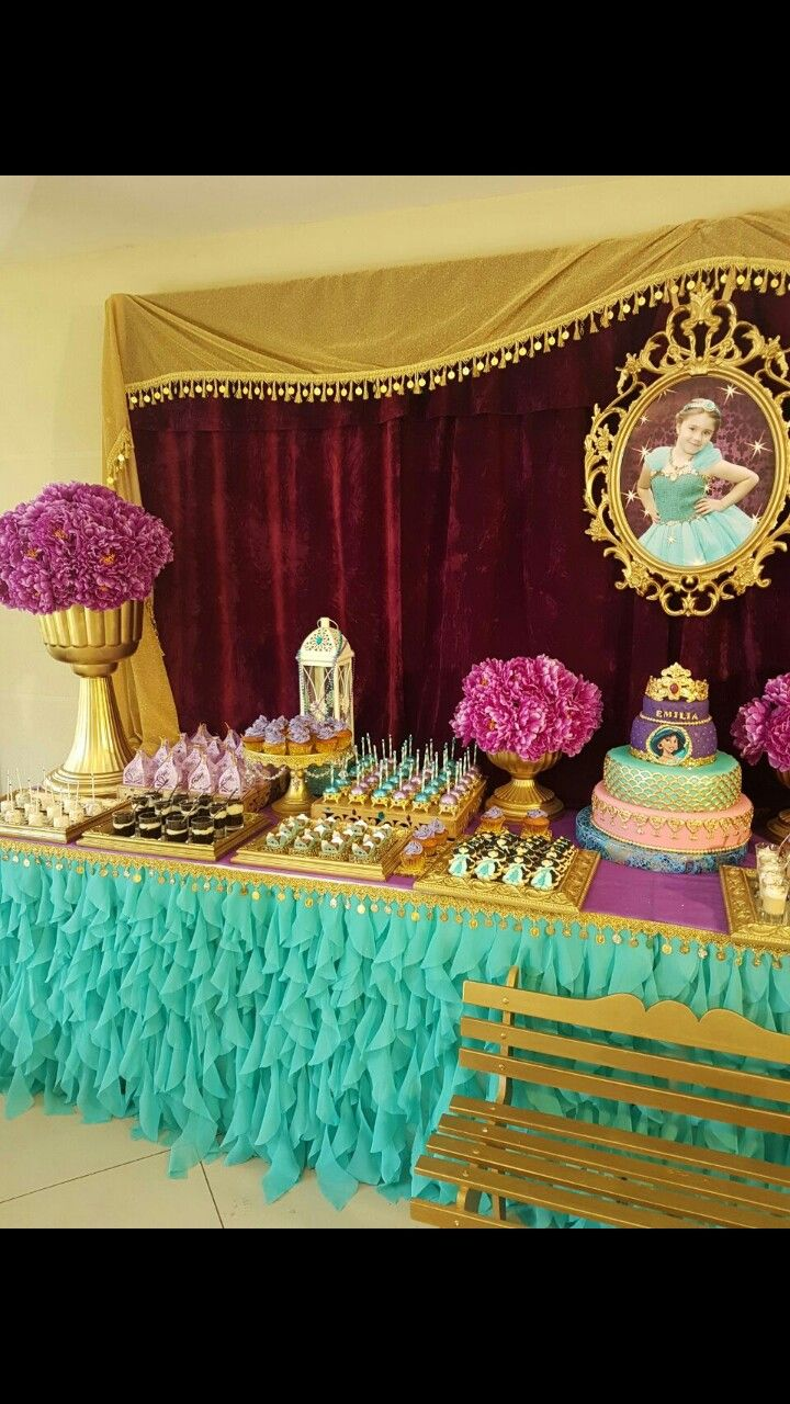 Decoration Princess Jasmin