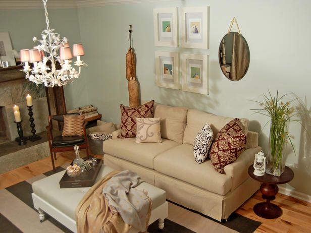 Simple Shabby Chic and Cottage Decorating Ideas : Page 12 : Decorating : Home & Garden Television