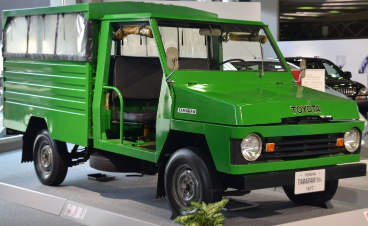It's ‪#TBT‬ time this morning and today we've got one that you may have never seen before! Enter the 1977 Toyota Tamaraw truck later called the Revo and sold in the Philippines. The Tamaraw was also sold throughout southeast Asia as the Toyota Kijang. This model was so popular that GM, Ford, and Chrysler created their own versions, including the two versions of the Pinoy and the Ford Fiera and Cimarron. #throwbackthursday #toyota #truck #tamaraw #revo #kijang #classictruck #BUV