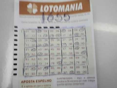 Novo método para ganhar na lotomania 2016