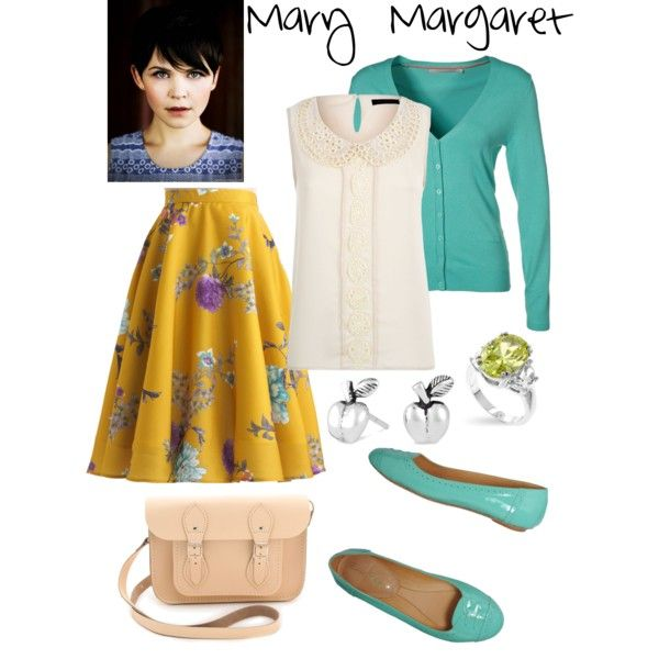 """Mary Margaret Blanchard"" by anna-v98 on Polyvore"