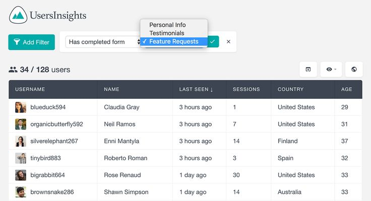 A tool to search, Filter and Analyze the Gravity Forms data, submitted by your WordPress users.
