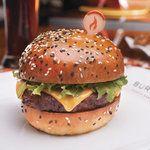 The Best Celebrity Burgers at Celebrity Chef Restaurants in Vegas - Gordon Ramsay: Gordon Ramsay BurGR at Planet Hollywood Resort & Casino