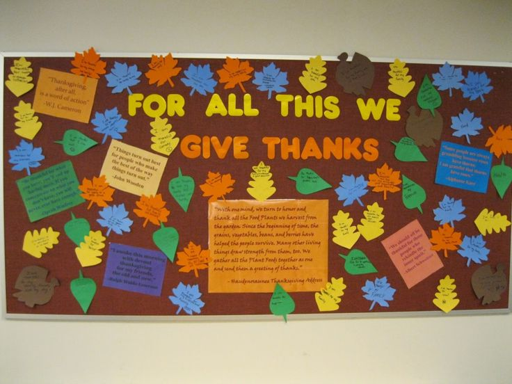 bulletin board designs for office. love this thoughtful studentmade bulletin board for november designs office