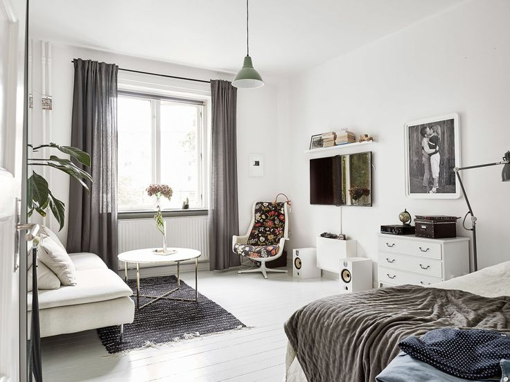 White Apartment 98 best studio appartement ideas images on pinterest | small