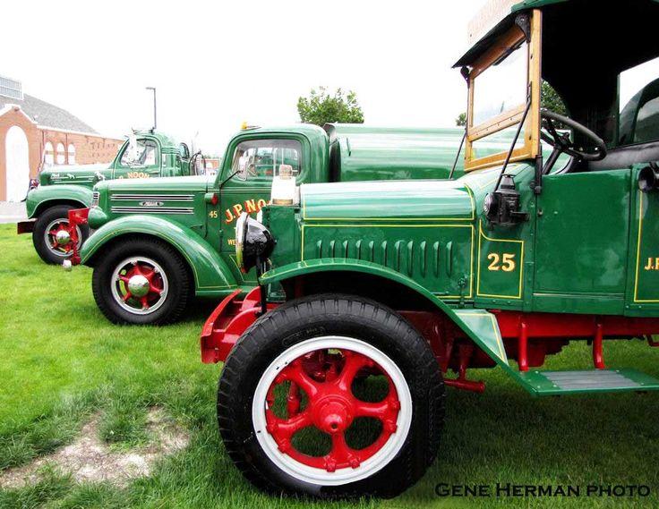 アメリカのトラック歴史協会ナショナルトラックショー| 古いモーター