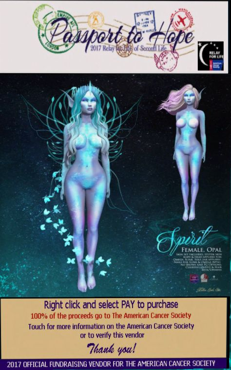 Fallen Gods - Spirit [xx]+FGInc.+ Opal Aura - Fantasy Faire: The Rose http://maps.secondlife.com/secondlife/FF%20The%20Rose/86/87/42