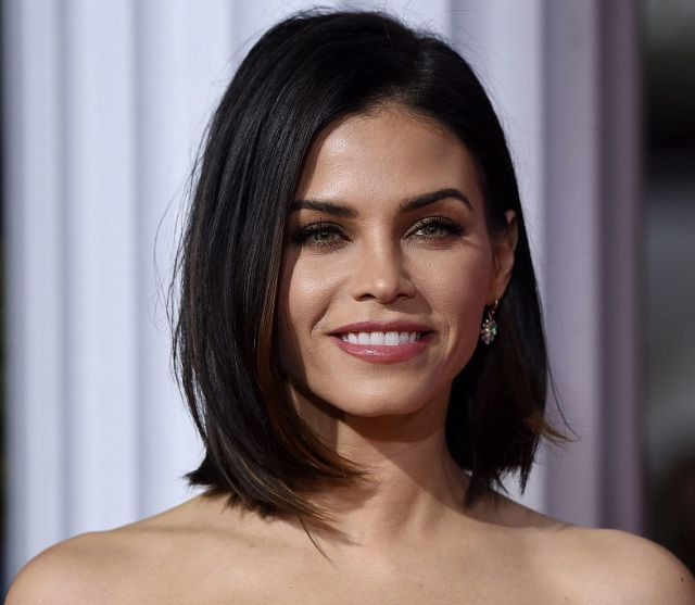 Jenna Dewan Tatum looks AMAZING with bangs but there's a crazy catch