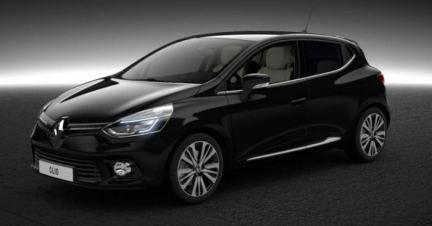 2014 Renault Clio Initiale Paris