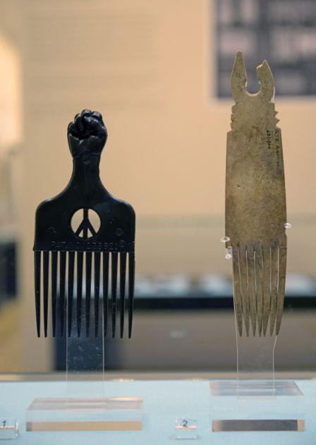 Cambridge University in England Hosts Major Exhibition Devoted to AfroCombs