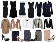 female funeral director attire - Google Search