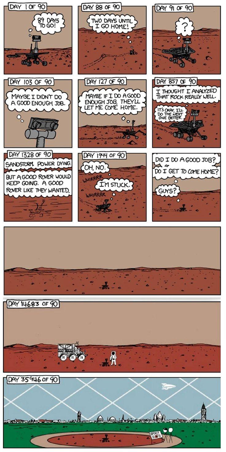 mars rover comic funny - photo #42