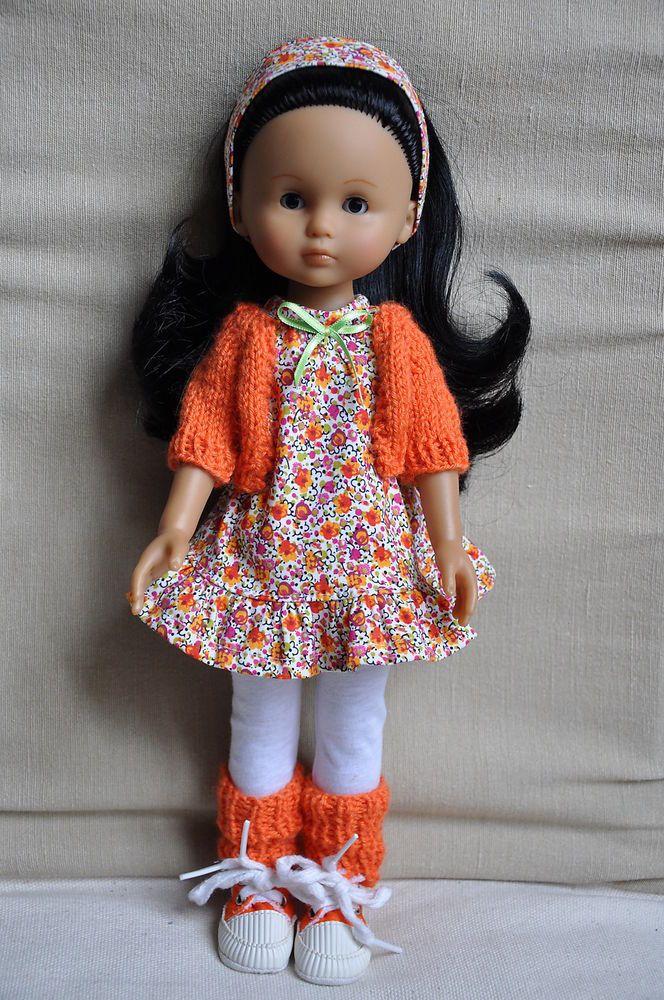 Vêtements pour poupée 33 cm compatibles Chéries Corolle in Jeux, jouets, figurines, Poupées, vêtements, access., Autres   eBay